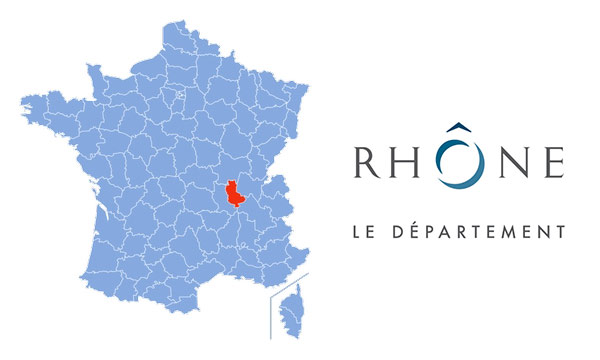 rhone departement 69